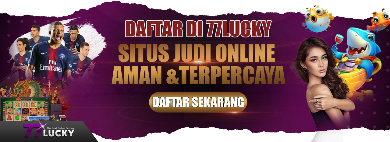 77lucky Situs Bola Online